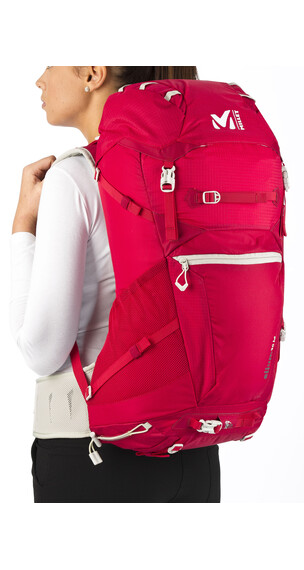 Millet Elium 30 Backpack Women rouge carmin